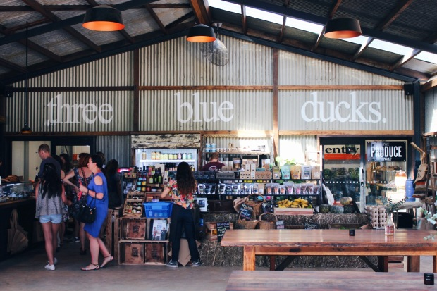 three blue ducks the farm byron bay